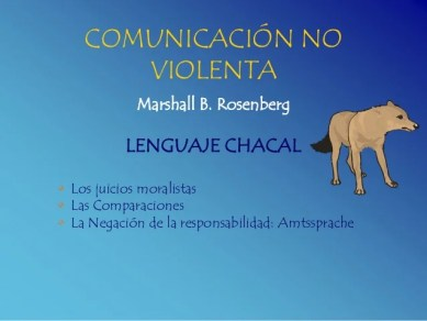 Resultat d'imatges de comunicacion chacal y jirafa