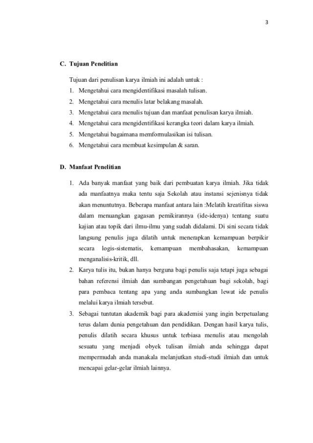 Contoh Latar Belakang Masalah Penelitian Karya Tulis Lalod