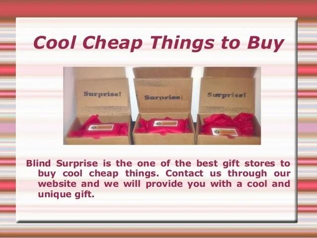 Cool Things Buy Online