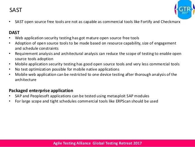 Enterprise Web Application Security