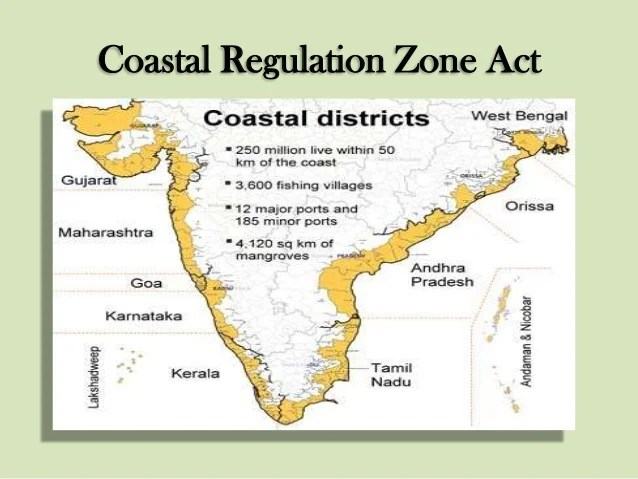 Image result for coastal regulation zone