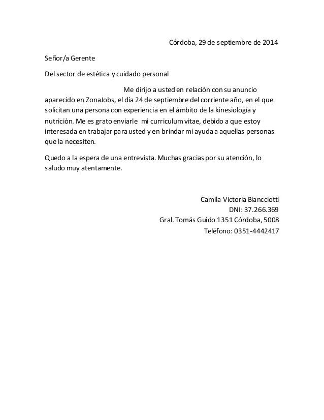 Ejemplo Carta De Recomendacion Laboral