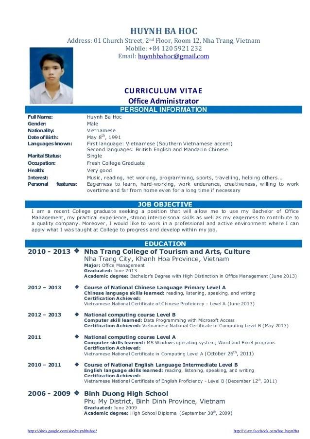 High School Student Resume, Writing an Impressive Resume