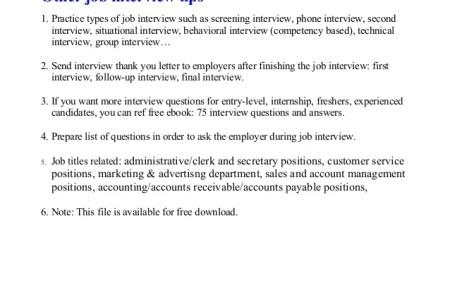 job interview essay questions job description full hd maps