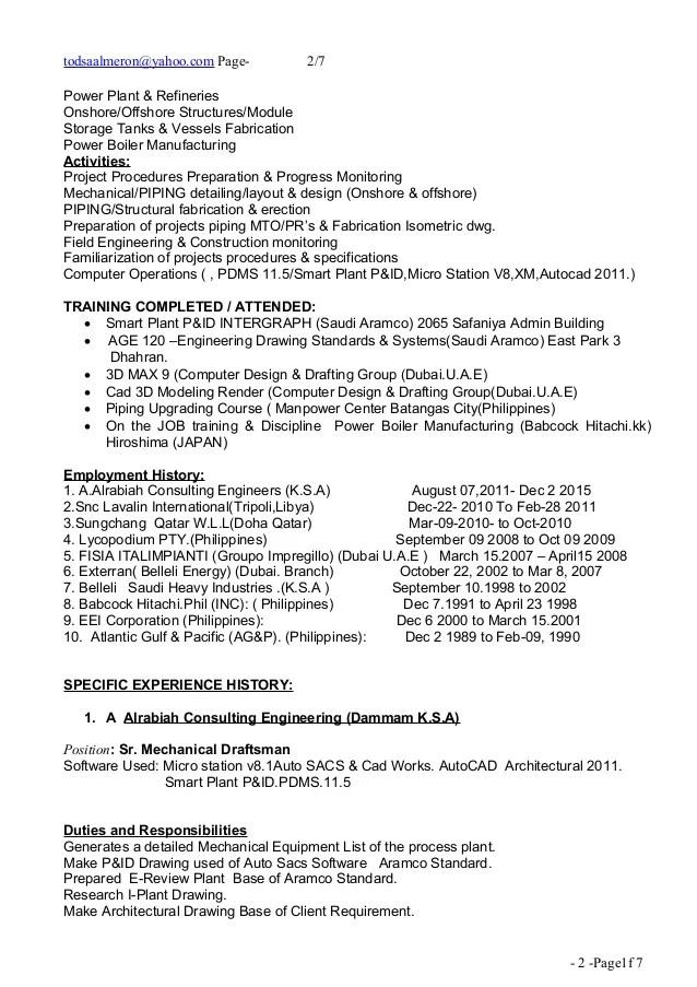 piping layout engineer resume piping designer resume sample web designer resume document  piping designer resume sample web