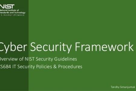 Information Security Framework Template Cpdp Vpdsf Resources It - Information security policy template nist