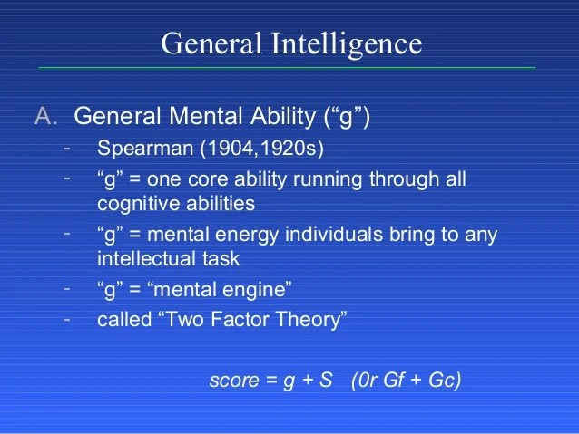 Stanford Binet Intelligence Test Examples