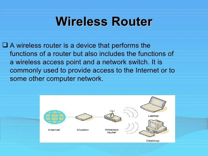 Wireless Access Point Antenna Types
