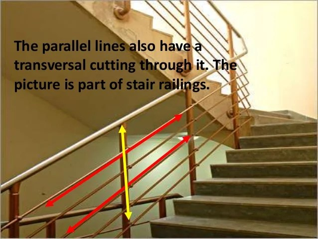 Examples Interior Side Angles Same