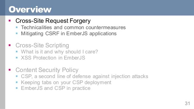 Content Security Policy Xhr