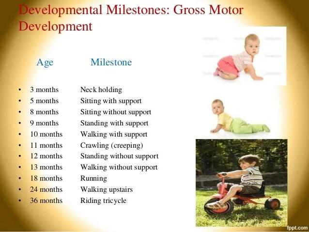 6 12 Years Developmental Milestones