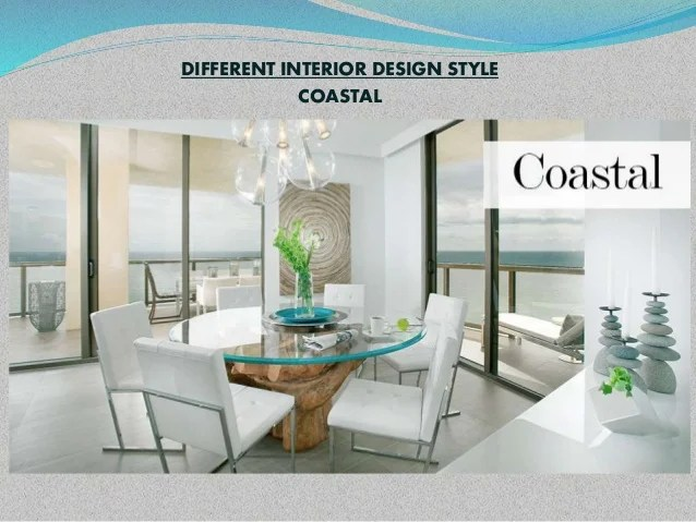 Different interior Styles     16  DIFFERENT INTERIOR DESIGN STYLE COASTAL