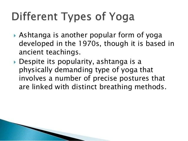 Diffe Types Of Yoga 4 638 Jpg Cb 1402778962