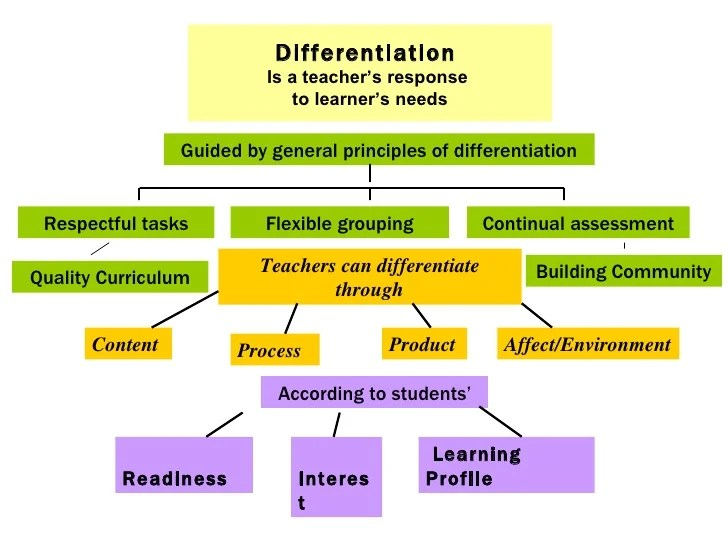 Flexible Grouping Differentiated Instruction In The Classroom