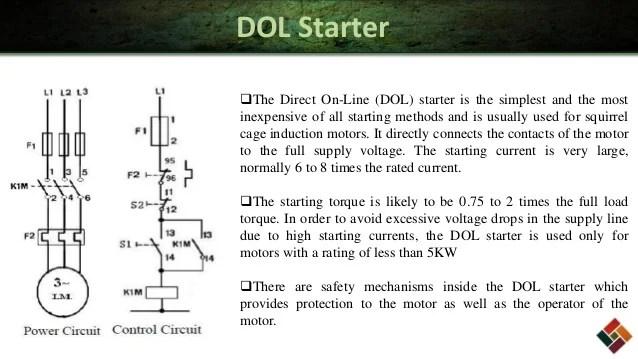 Dol Starter Motor