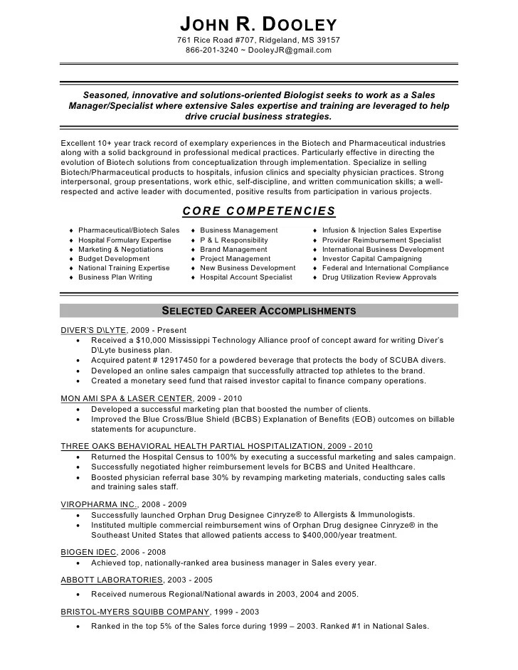 Import Export Resume Example. export manager resume samples ...
