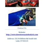 Downtown Auto Body Repair Salt Lake City