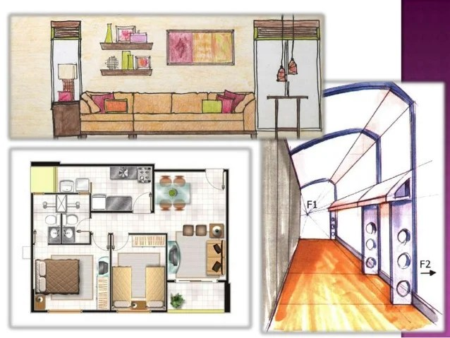 Interior design how to learn for Interior design drawing tips