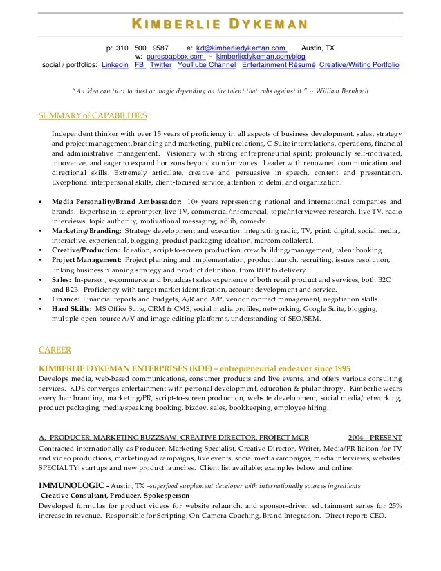 Host Resume | Resume Cv Cover Letter