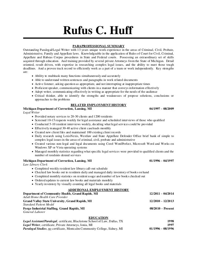 paralegal student resume resume template premium line of cover