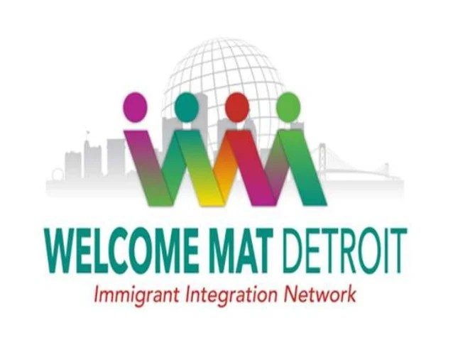 welcome mat detroit immigrant integration network funded by w k