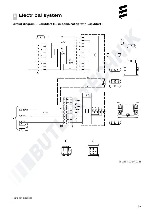 eberspacher wiring diagram honeywell boiler aquastat wiring