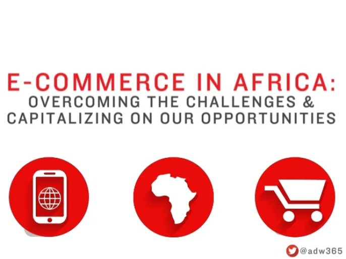 Ecommerce in Africa: Capitalising on the opportunities