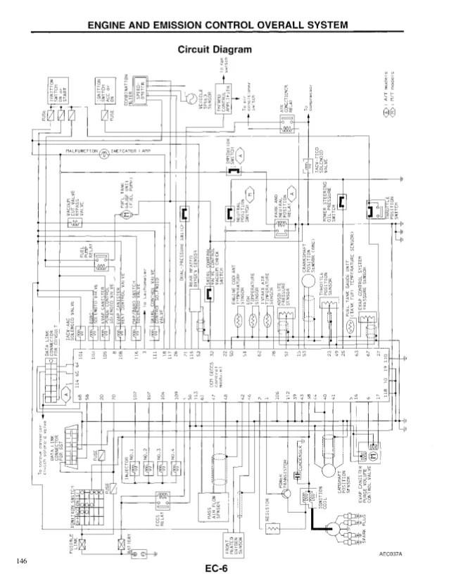 ECM,ECU Nissan d21 HARDBODY