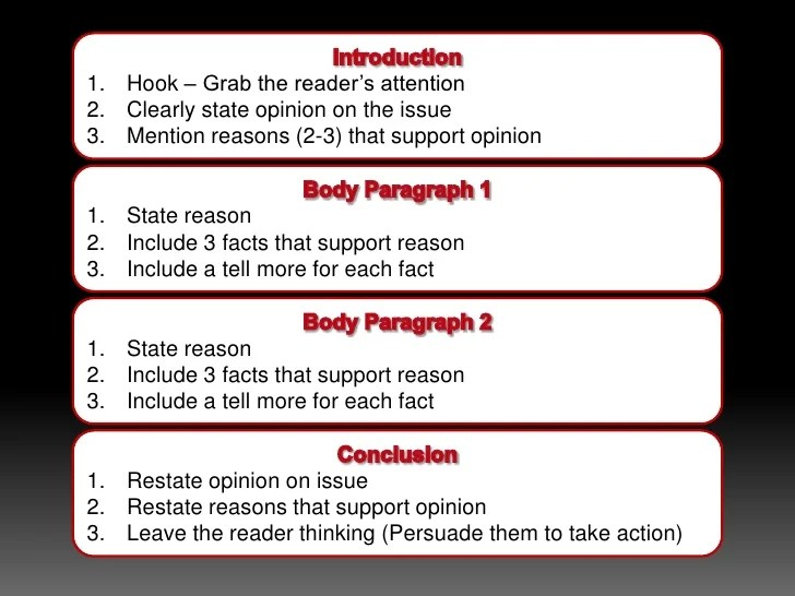 Fact And Opinion Paragraph Examples