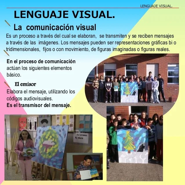 El lenguaje visual epva