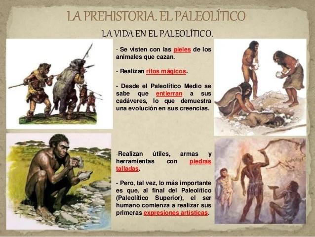 Resultado de imagen para paleolítico medio