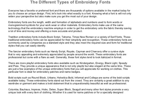 Font Styles And Their Names 4k Pictures 4k Pictures Full Hq