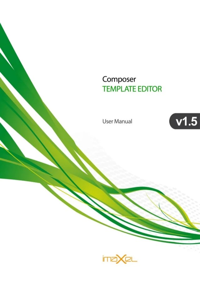 for quality sample of quality manual template sample templates – Word User Manual Template