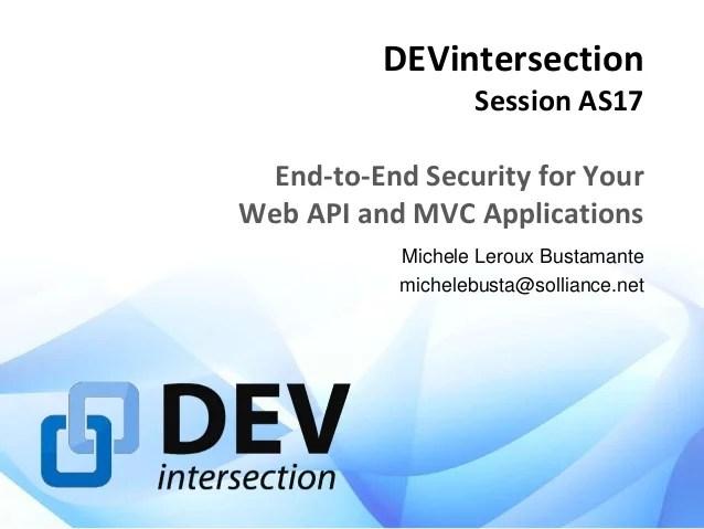 Web Security Mvc 5