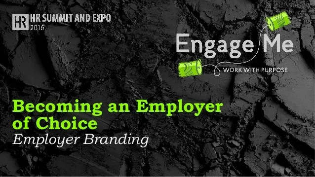 Employee Value Propositions Amp Employer Branding