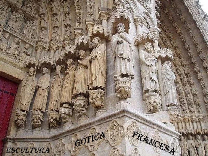 Resultado de imagen para Escultura gótica
