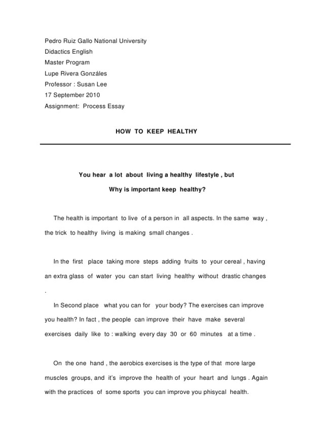 essay on importance of good health  mistyhamel importance of good health essay creativecard co