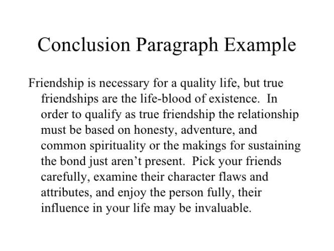 essay true friends