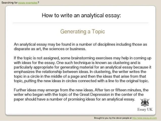 define expository essay
