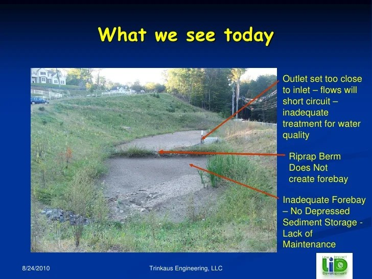 Detention Pond Outlet Design