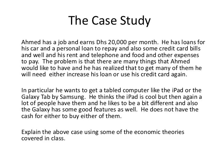 What Does A Case Study Analysis Paper Look Like - Template