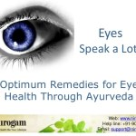 natural remedies for optimum eye healtheyes speak a lot! optimum remedies for eye health through ayurveda web www