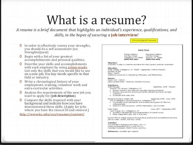 resume good resume objectives chaosz sample resume good resume