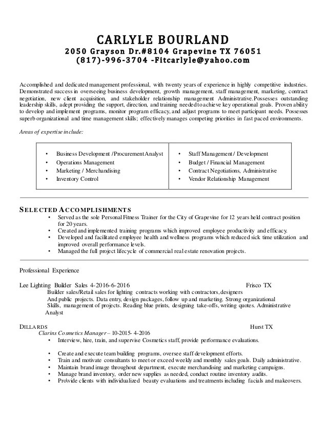 carlyleb resume 2016aa