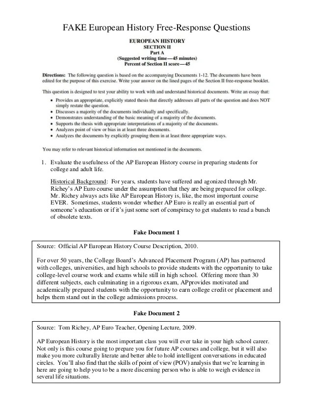 How To Write A Good Proposal Essay  Essay Thesis Example also Sample High School Essays Apush Reconstruction Dbq Essay Essay In English Language