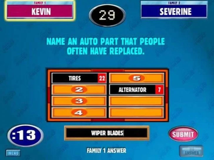 Family Feud Iphone Download Free Family Feud Template