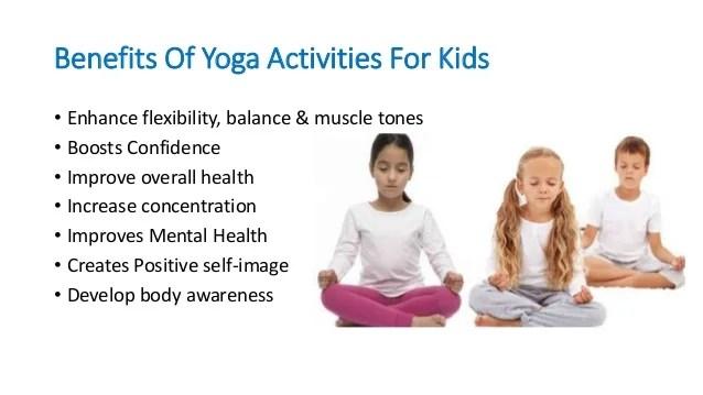 Family Health - Yoga And Kids