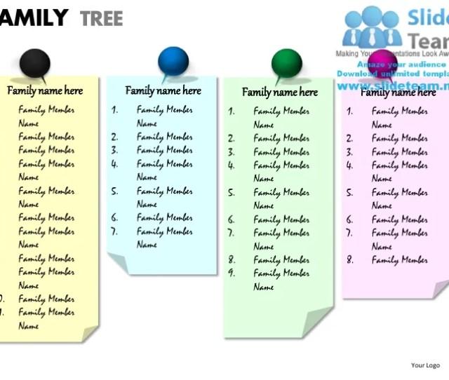 26 Family Tree Family Name