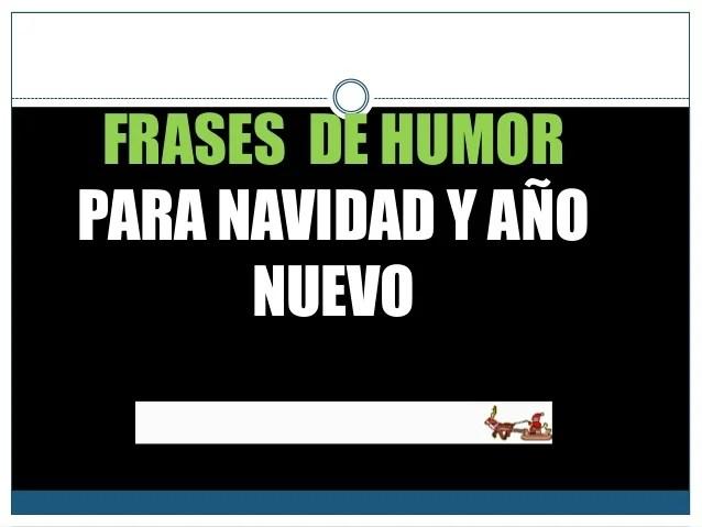 Frases Divertidas Y Un Poco De Humor Negro