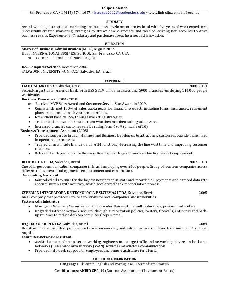 Resume One. One Job Resume One Job Resume Examples Sample Resume